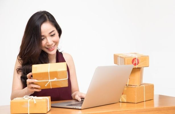 caja para envio